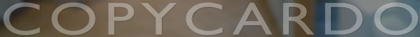 CopyCardo Logo
